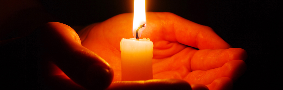 Candle in Hand - Spiritual Journey