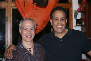 Donnie and Stanley Clarke