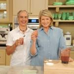 Donnie on Martha Stewart Show