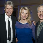 Jen, Donnie and David Brenner at Mederi Benefit