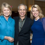 Martha, Donnie & Jen at Mederi Benefit