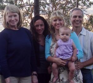 Yance Family with Martha