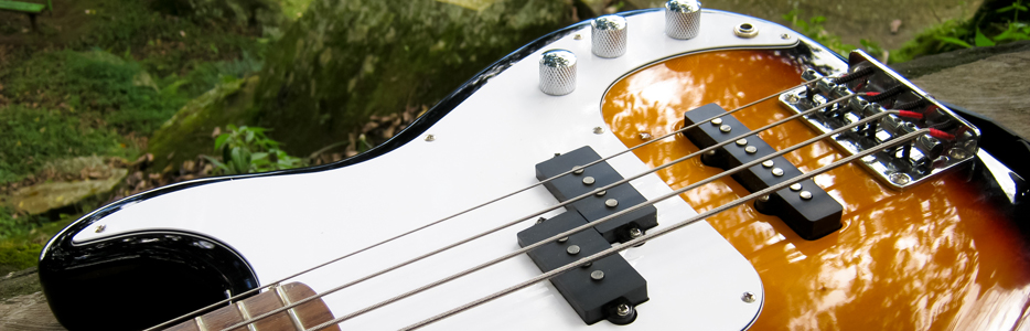 Bass Laying Down - Finding God in Music