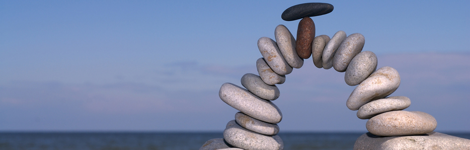 Balancing stones - Western and Eastern Medicine: Finding Union